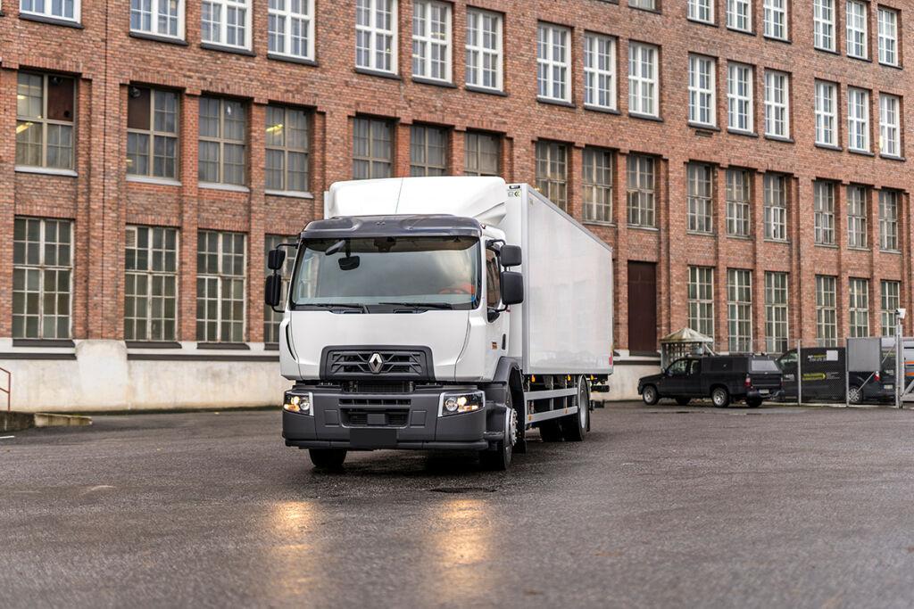 Säkra och ekonomiska allround-kilometrar för medelstora lastbilar – Nokian E-Truck 19,5 storlekar kompletterar Nokian E-Truck-sortimentet