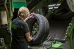 NOKIAN TYRES INCREASES PRODUCTION AT THE FINNISH FACTORY, RUNNING FOUR SHIFTS