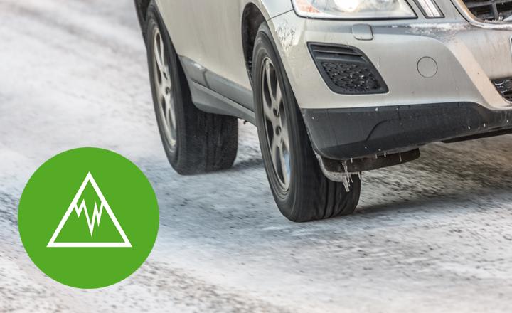 Jääpitomerkintä helpottaisi kuluttajien turvallisia rengasvalintoja