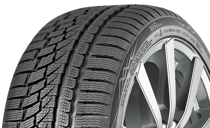 The Nokian WR A4 brought even better grip for the varying Central European winter