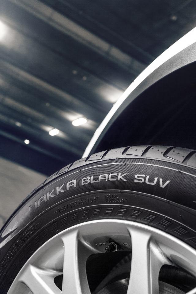 Hakka Black SUV