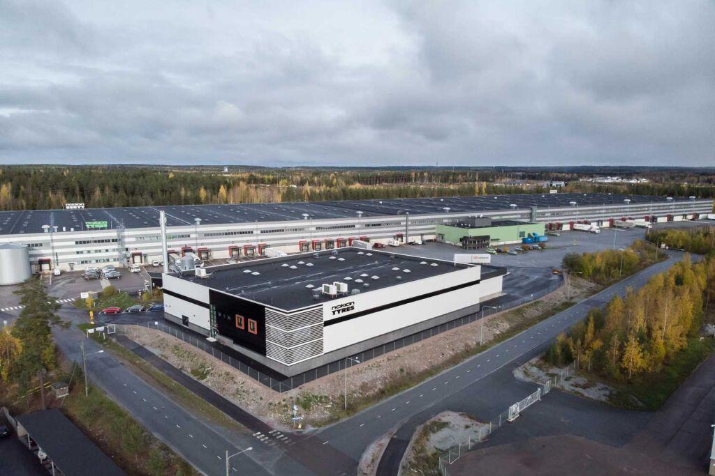 Massive Steigerung der Testkapazität – neues Forschungs- und Entwicklungszentrum Nokian Heavy Tyres R&D Center in Betrieb