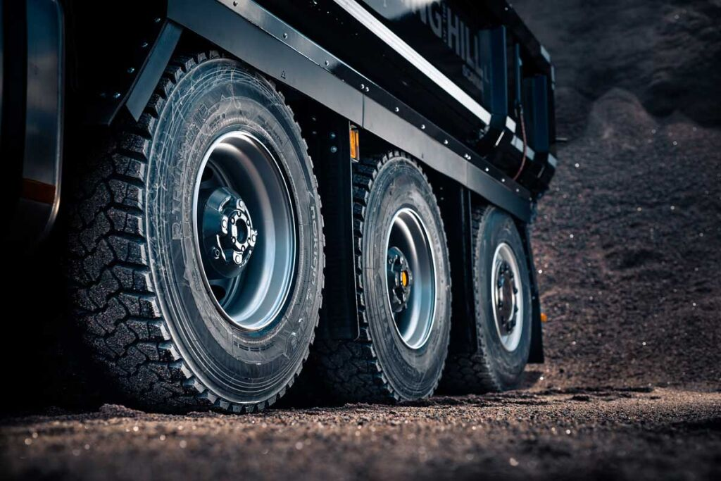 New EU tire label regulation will be widened to cover also truck and bus tires