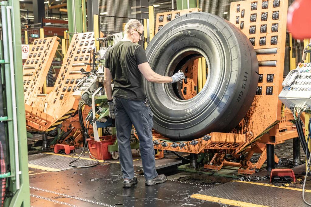 Safety is a choice – Nokian Heavy Tyres achieved another year of zero accidents leading to absence