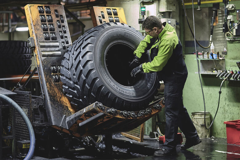 Nokian Heavy Tyres achieved a milestone in industrial safety: a year with zero occupational accidents leading to absence