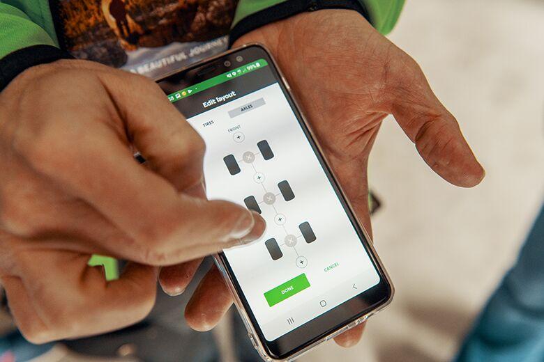 Nokian Tyres Intuitu – le système de surveillance digital des pneus pour en tirer le meilleur parti