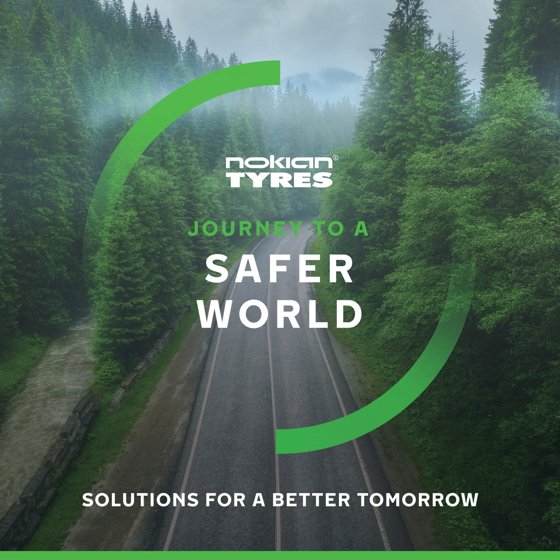 Journey to a safer world