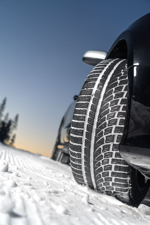 Nokian Tyres Winter Tire in snow