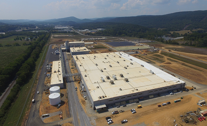 Our new production factory in Dayton, Tennessee will strengthen our presence in the North American market by providing tailored products and superior service to our customers. We broke ground on the facility – our first in North America -- in fall of 2017 and plan to begin tire production in 2020. At full capacity, we will craft four million tires per year at the state-of-the-art facility – and there's room to expand in the future. We are eager to hire approximately 400 workers starting in early 2019.