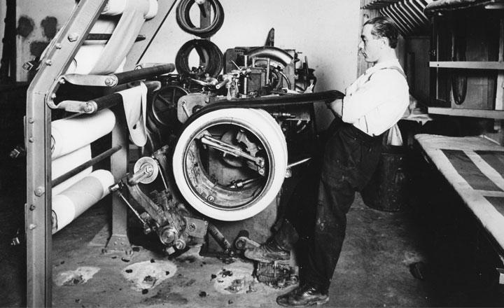 Historia Nokian Tyres