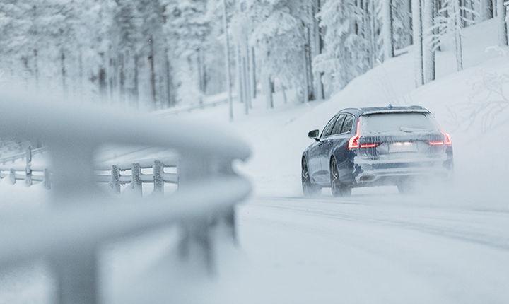 Winterreifenvorschriften in Europa