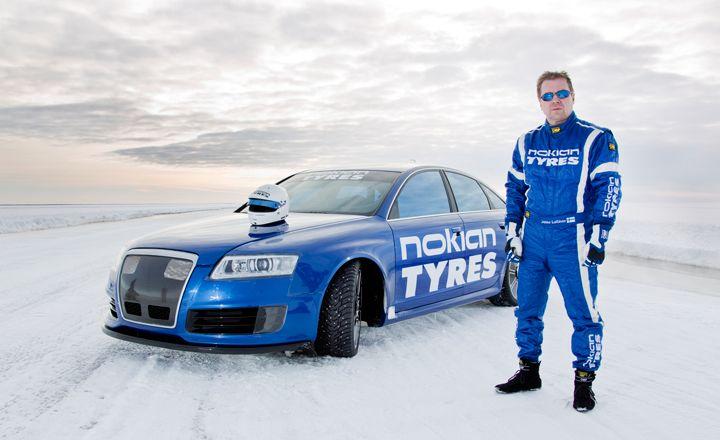 Iceman Janne Laitinen