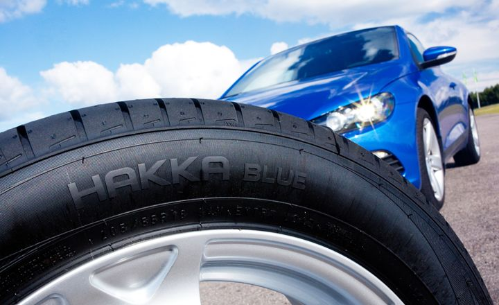 EU's tyre labels help you choose summer tyres
