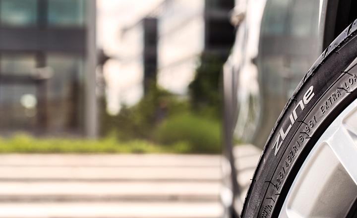 Marquages du pneu