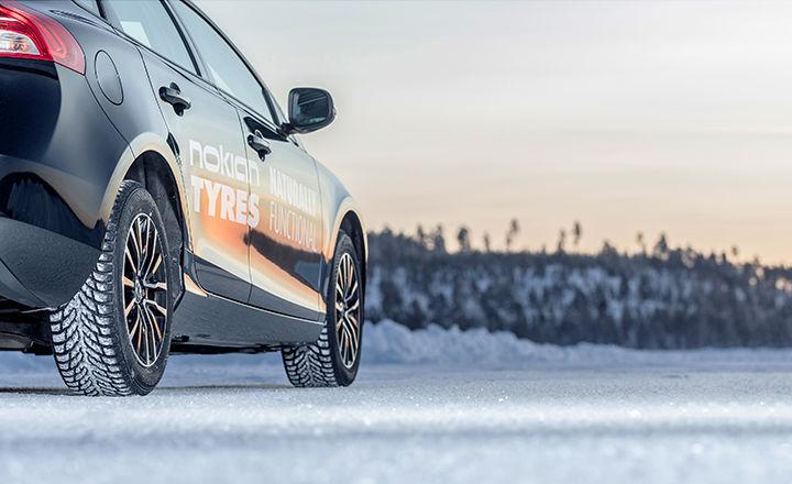 The Nokian Hakkapeliitta 9 was created by over one hundred professionals