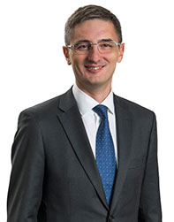 Andrei Pantioukhov, Interim President and CEO