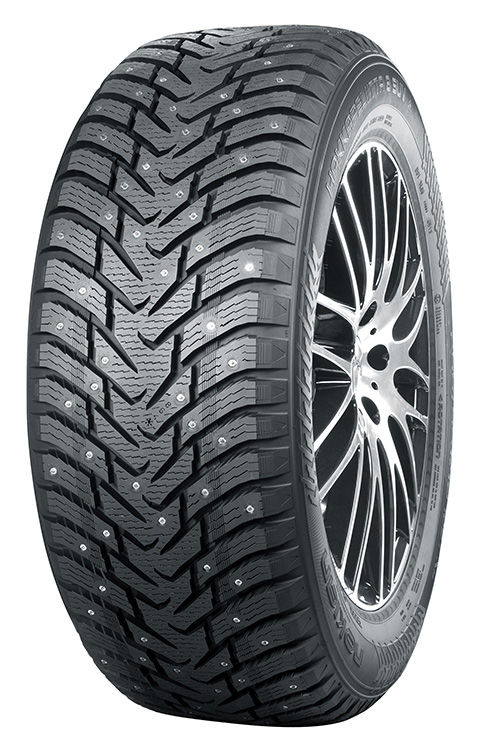Nokian Hakkapeliitta 8 SUV winter tire. SUV tires are a growing product segment.