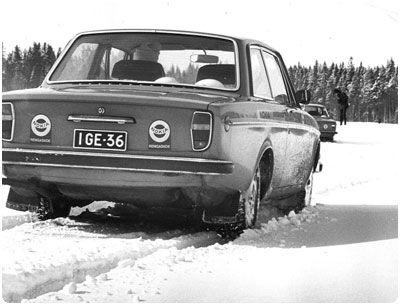 Обязательное использование зимних шин