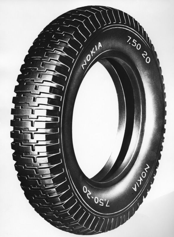 Kelirengas – The world's first winter tire. It was mainly designed to keep the vehicle on the road under soft and snowy conditions.