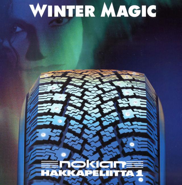 Maailman pohjoisimman rengasvalmistajan tuotteet ja tuotekehitysfilosofia on aina perustunut vaativien olosuhteiden ymmärtämiseen.