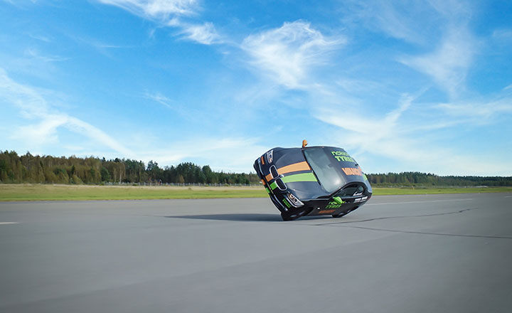 Nokian Tyres и Vianor бьют рекорды