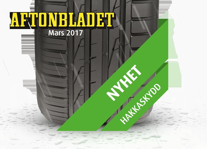 Aftonbladet 15.3.2017 - Testvinnare Nokian Hakka Blue 2