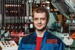 Сергей, работает в производственно-техническом отделе