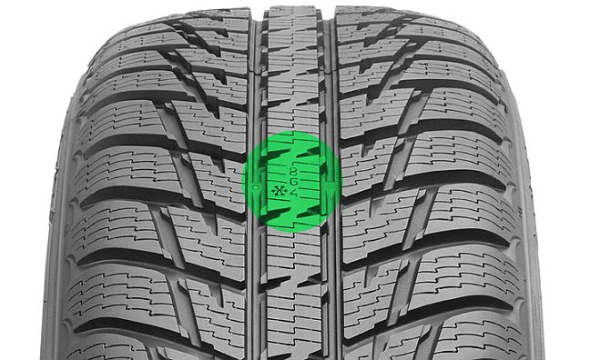 Nokian All Weather Tires >> DSI and WSI indicators (Nokian WR SUV 3) / Nokian Tyres
