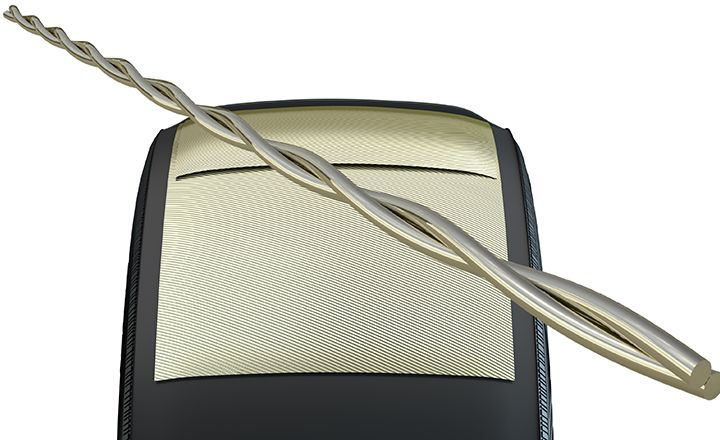 Ny stålbeltekonstruksjon (Nokian Hakka Green 2)