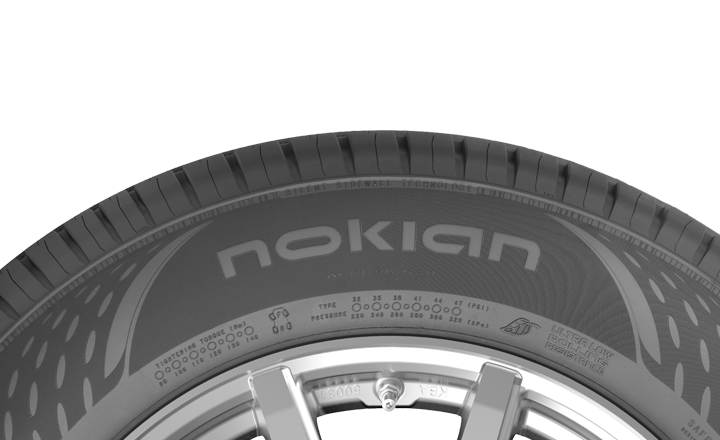 Nokian eLine 2. Infofield. Safety and comfort.