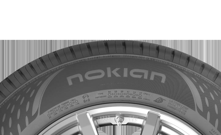Nokian eLine 2. Info-Feld. Sicherheit und Komfort.