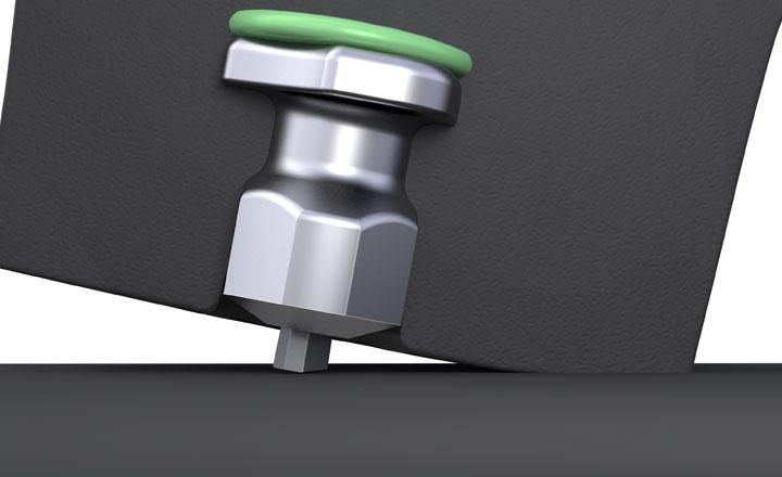 Концепція Eco Stud 9. Ще більше безпеки взимку, більш м'який контакт з дорогою.