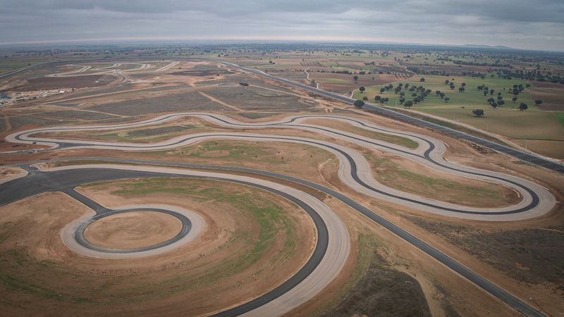 Our new Spain Test Center will serve as the epicenter of our test efforts for all-season and all-weather tires