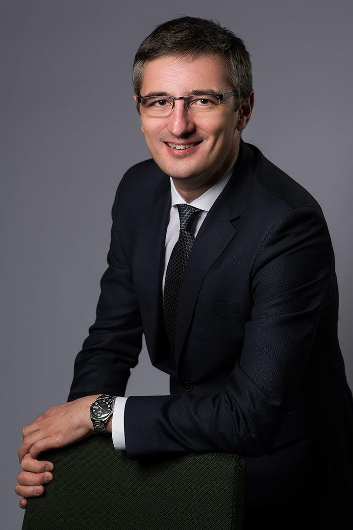 Андрій Пантюхов тимчасово виконуватиме обов'язки президента і генерального директора Nokian Tyres