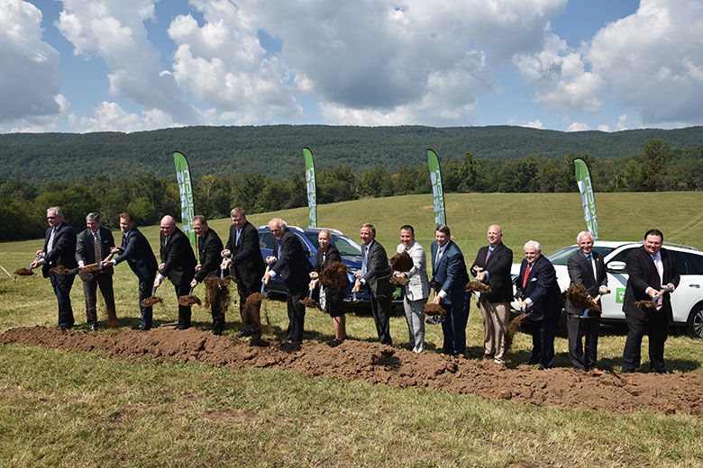 Nokian Tyres breaks ground on $360 million manufacturing facility in Tennessee