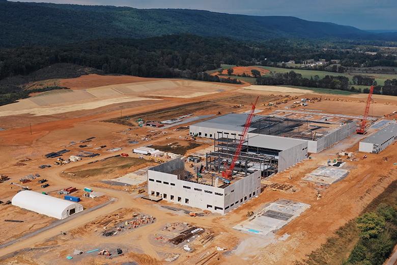 Строительство американского завода Nokian Tyres идет по графику