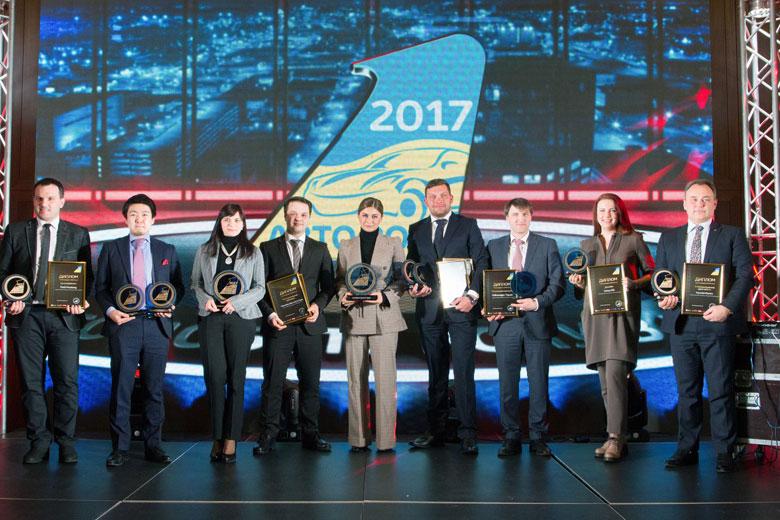 Nokian Tyres — шинний партнер національного конкурсу «Авто року в Україні»