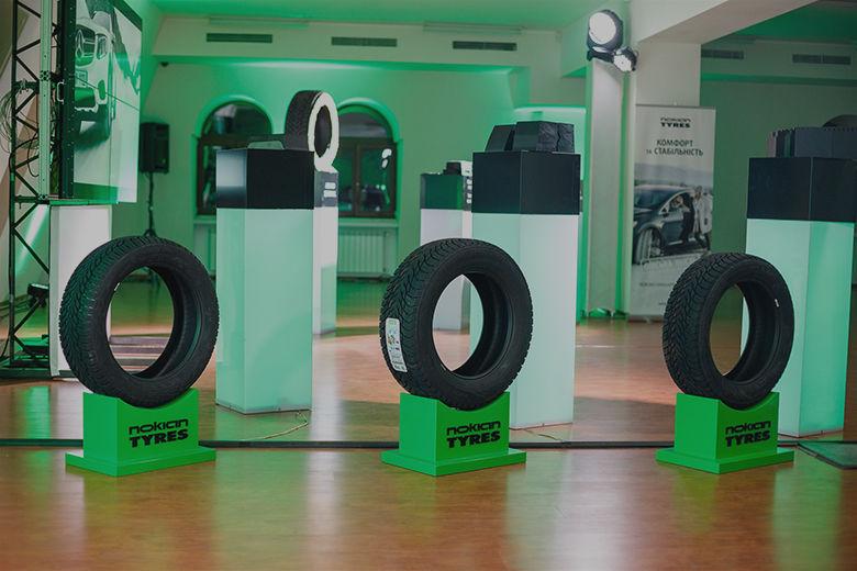 Nokian Tyres презентувала в Україні нові зимові шини