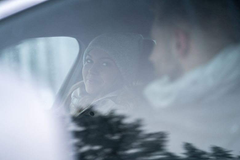 Does winter driving make you anxious? – Driving tips for the inexperienced