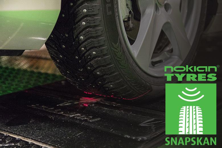 Nokian Tyres SnapSkan