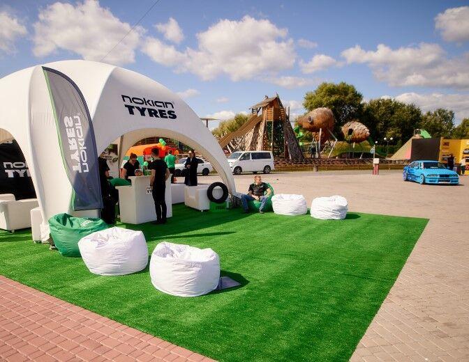 Nokian Tyres на New Cars Fest 2019