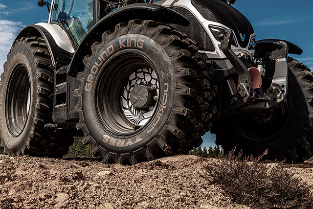 More sizes, more contracting power – Nokian Ground King tire family gets broader