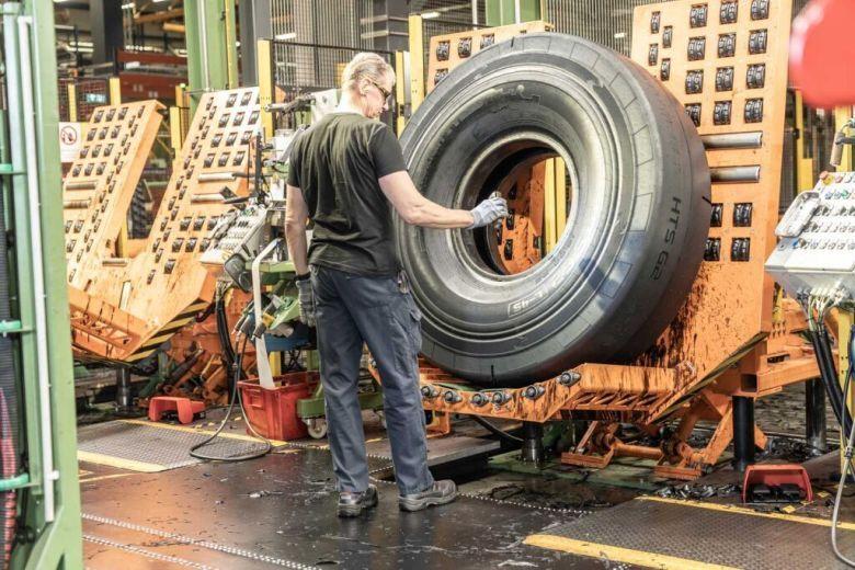 Nokian Heavy Tyres feiert erneut wichtigen Erfolg: Ein weiteres effizientes Jahr ohne Arbeitsunfälle