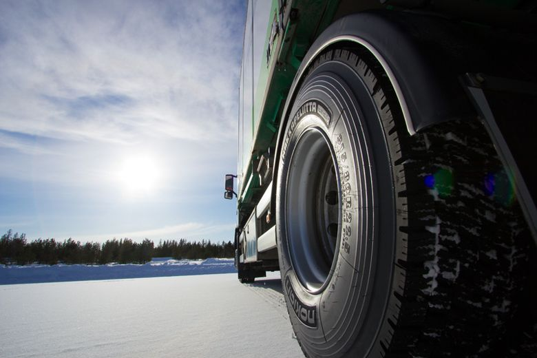 Nokian Hakkapeliitta Truck D