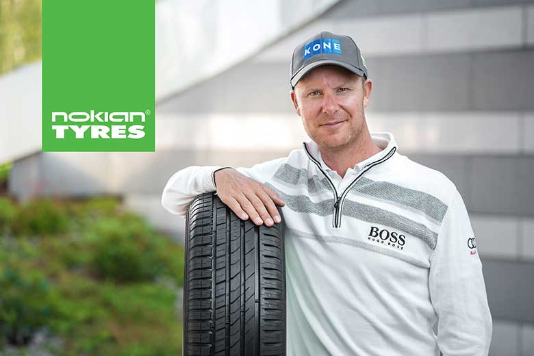 Nokian Tyres starts cooperation with Mikko Ilonen, Finland's Mr. Golf
