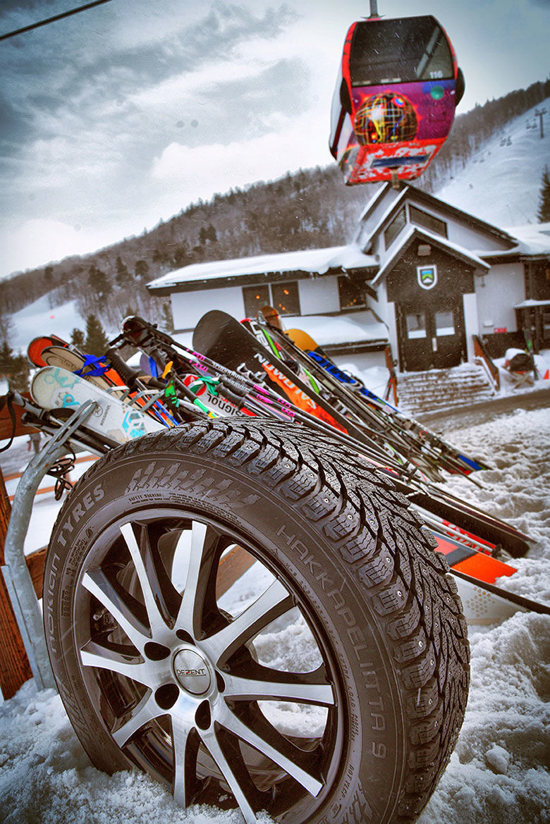 Nokian Tyres named official automotive tire partner for POWDR Adventure Lifestyle Co.'s nine North American resorts