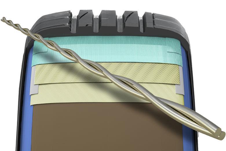Инновационная конструкция стального брекера. Сбалансированность и точность.