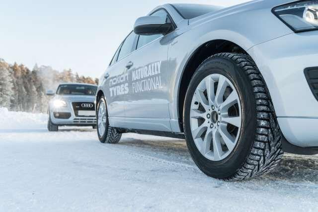 Шины Nokian Hakkapeliitta 9 SUV первые в сравнительном тесте «За рулем»