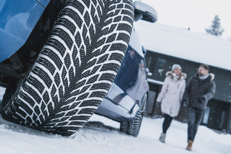 Controlled grip, more comfortable driving: Nokian Hakkapeliitta R3 and Nokian Hakkapeliitta R3 SUV – peace of mind for the Northern winter