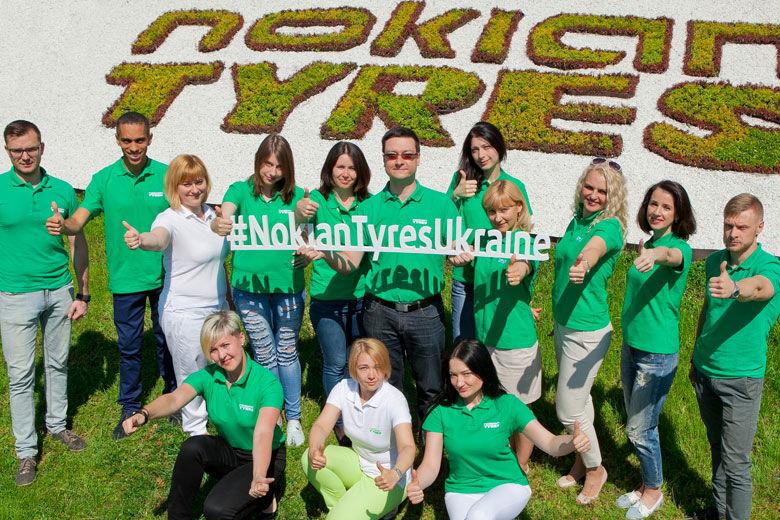 Представництво Nokian Tyres в Україні: 11 років упевненого лідерства